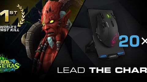 ROCCAT nagrodzi graczy World of WarCraft za ukooczenie instancji