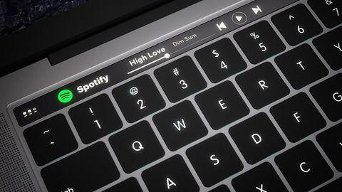 Apple Watch wbudowany w MacBooka Pro. Nowe laptopy Apple to już nie są zwykłe PC