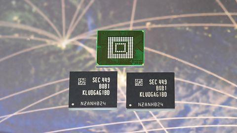 Szybkie i energooszczędne 128 GB od Samsunga nadejdzie już niebawem