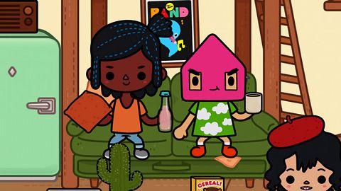 Dobre programy dla dzieci. Toca Town pomoże odkrywać jak działa świat