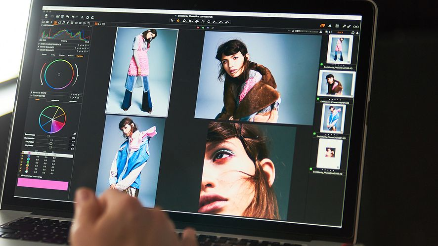 Capture One Pro 10 to 3-stopniowe wyostrzanie i szybsze przygotowanie zdjęć do publikacji