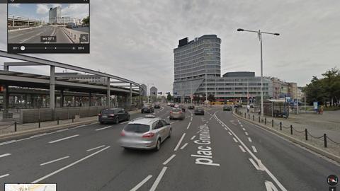 Aktualizacja Street View w Polsce: samochody Google w całym kraju