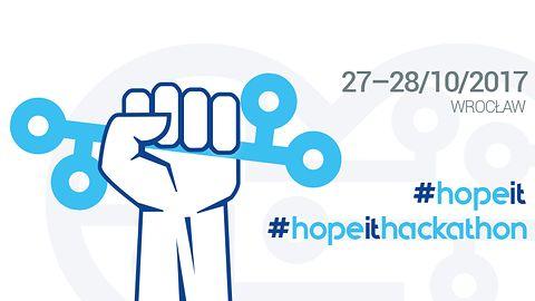 HopeIT – hackaton w słusznej sprawie już niedługo we Wrocławiu