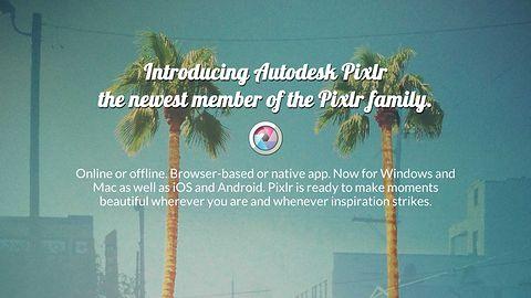 Pixlr: coś dla fotografów na desktop, smartfon i do przeglądarki