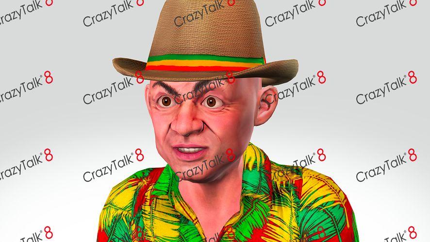 """CrazyTalk 7 dostępny za darmo. Każdy może animować """"gadającą głowę"""""""