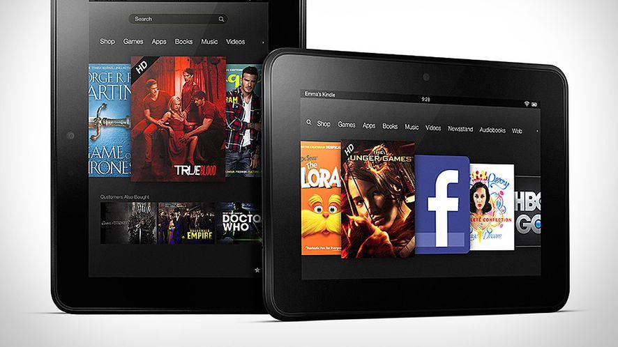 Amazon rozszerza zasięg Kindle Fire HD, ale bez Amazon Prime