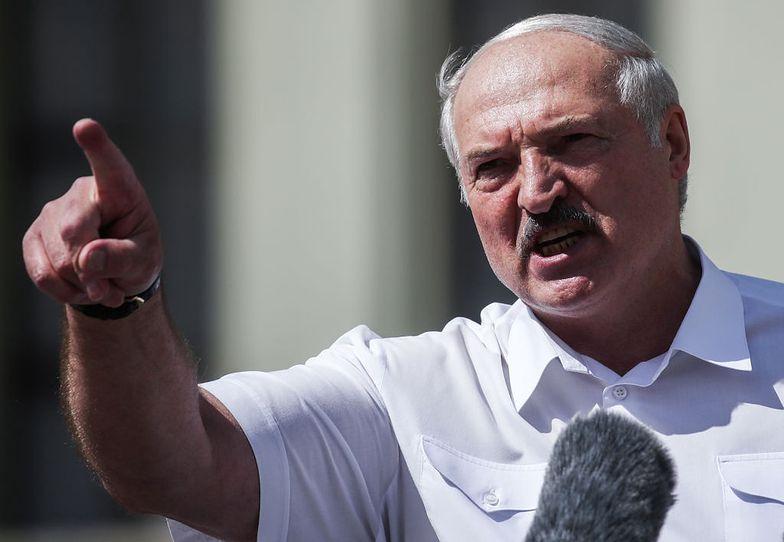 Białoruś. Łukaszenka straszy Polskę: Pokażemy wam, co to są sankcje