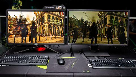 NVIDIA pokazała nowe monitory dla graczy: 4K i świetny obraz dzięki specjalnej folii