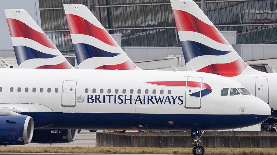 British Airways z rekordową karą za wyciek danych, fot. Dan Kitwood/Getty Images