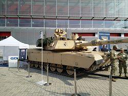 Targi MSPO 2021. Amerykanie przedstawili czołg M1A2 SEP V2 Abrams