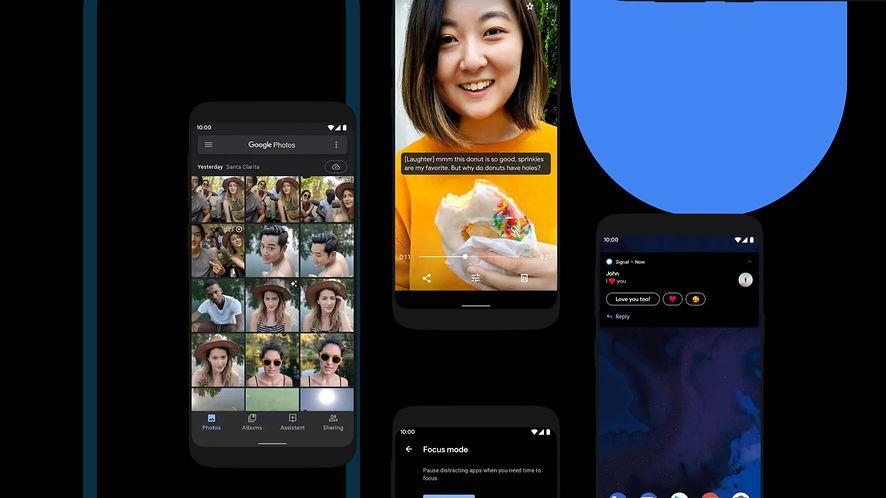 Android 10 już jest. Aktualizacja pierwszych smartfonów ruszyła