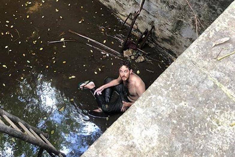 Bali. Brytyjczyk uratowany. Spędził w studni 6 dni