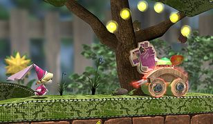Screen z gry Run Sackboy! Run!