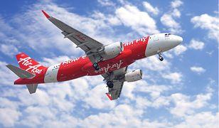 Problemy na pokładzie AirAsia