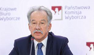 Szef PKW Wojciech Hermeliński poinformował, że komitet Aleksandry Dulkiewicz musi zmienić nazwę