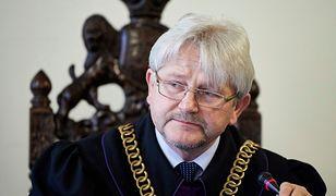 """Sędzia Krzysztof Noskowicz uznał, że doszło do """"ciężkiej zniewagi"""""""