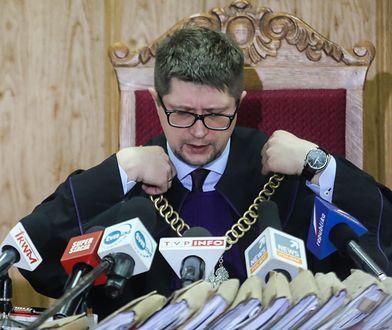 Sędzia Wojciech Łączewski ma usłyszeć dwa prokuratorskie zarzuty
