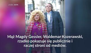 Mąż Magdy Gessler szczerze o ich związku