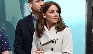 Kate Middleton i książę William wspierają brytyjską służbę zdrowia