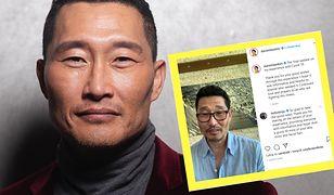 Daniel Dae Kim podał się testowi na koronawirusa 18 marca. Okazał się pozytywny