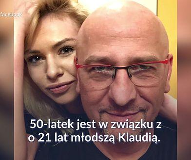 Grzegorz Halama pochwalił się dużo młodszą partnerką