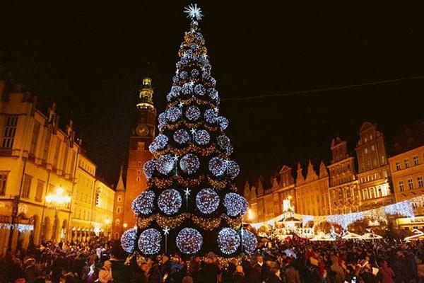 W piątek otwarcie Jarmarku Bożonarodzeniowego we Wrocławiu
