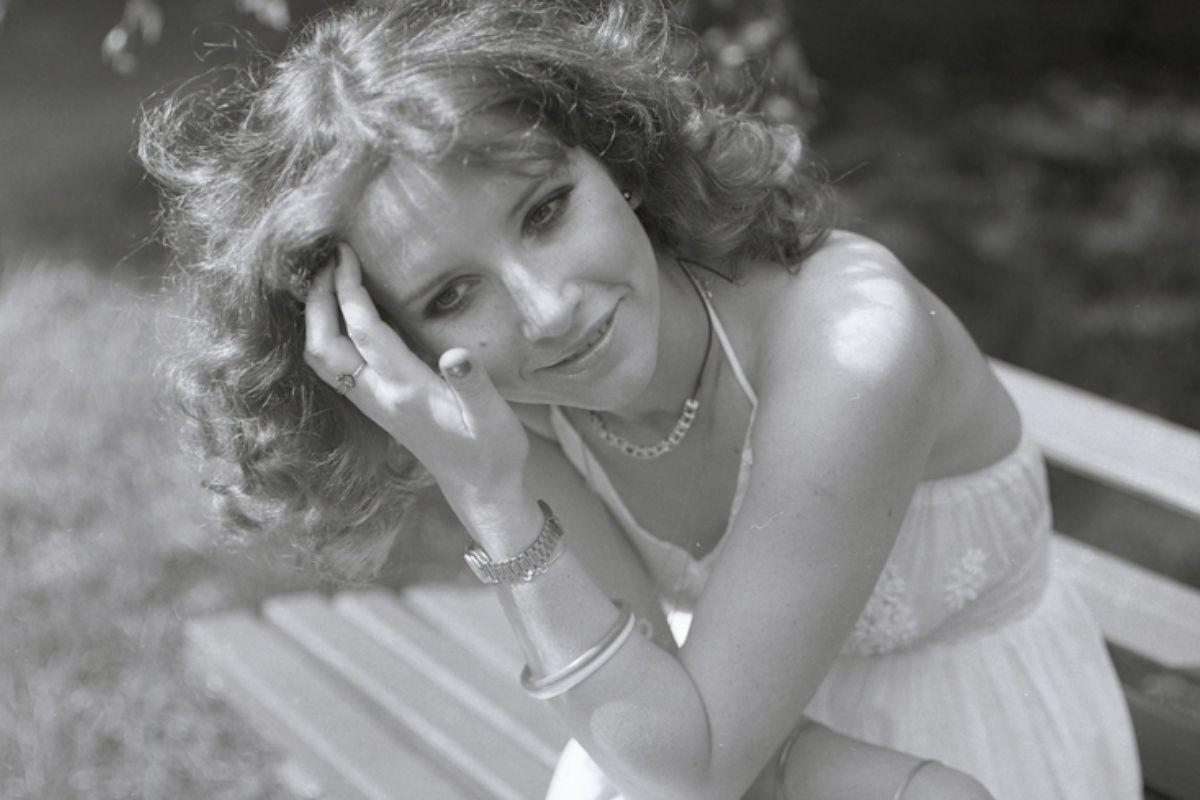 Jolanta Arnal w młodości