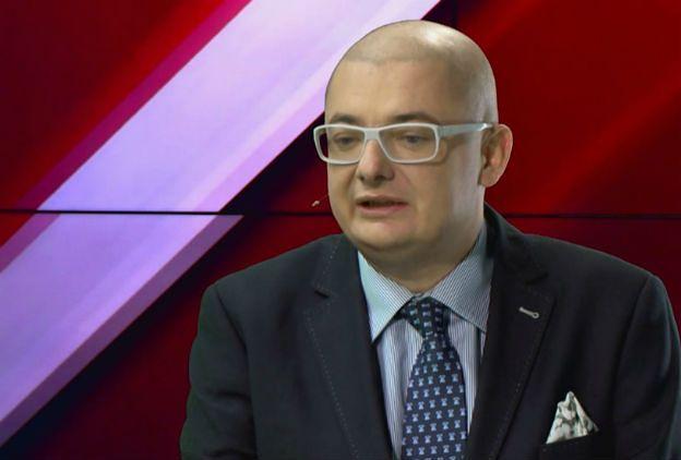 Michał Kamiński u Jacka Gądka: z jakiegoś powodu PiS uważa, że Grzegorz Schetyna jest dla nich wygodny