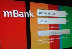 Problemy z logowaniem do mBanku