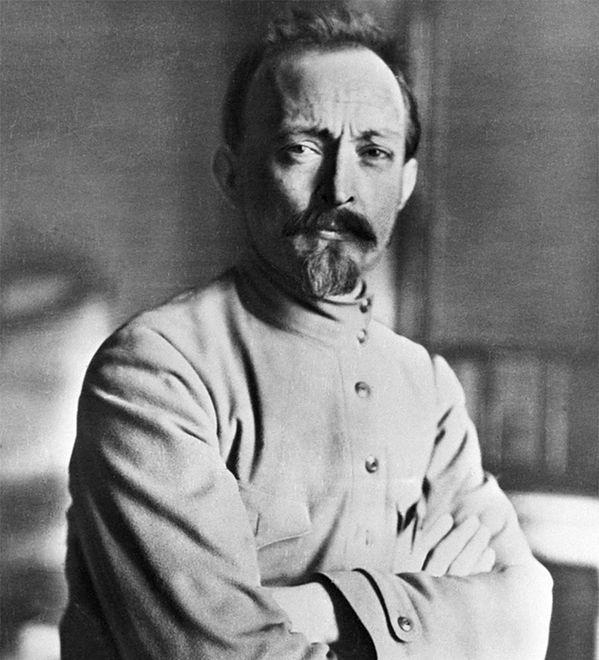 Feliks Dzierżyński, 28 września 1918 r.