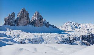 3 Zinnen Dolomity w Południowym Tyrolu wita! Najlepsze propozycje na zimowe ferie