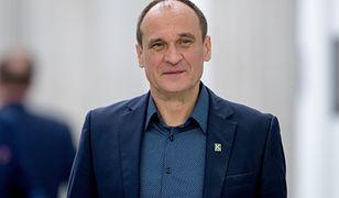 Paweł Kukiz zażartował ze sporu Rozenek-Rusin