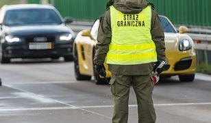 Straż Graniczna pomaga policji szukać Amelki i jej mamy