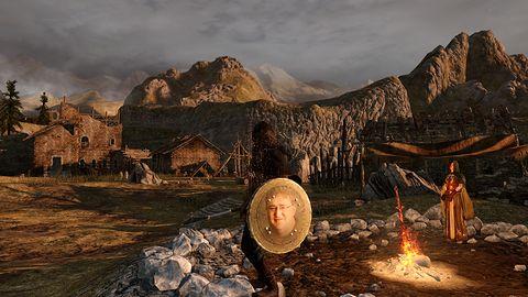 Dziś wyszło Dark Souls 2 na PC - wygląda lepiej, a już jest pierwsza modyfikacja graficzna