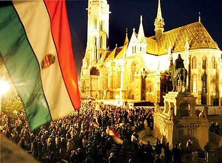 Kolejne antyrządowe demonstracje na Węgrzech