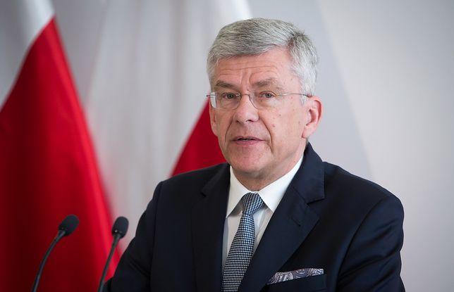 Koranawirus w Polsce. Stanisław Karczewski podał wynik testu
