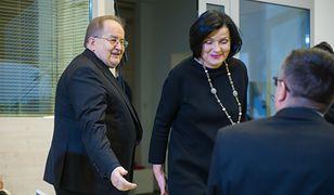 Teraz to Lidia Kochanowicz-Mańk bije się o interesy ojca Rydzyka