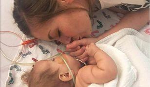 Po śmierci synka przekazała szpitalowi 500 litrów swojego mleka
