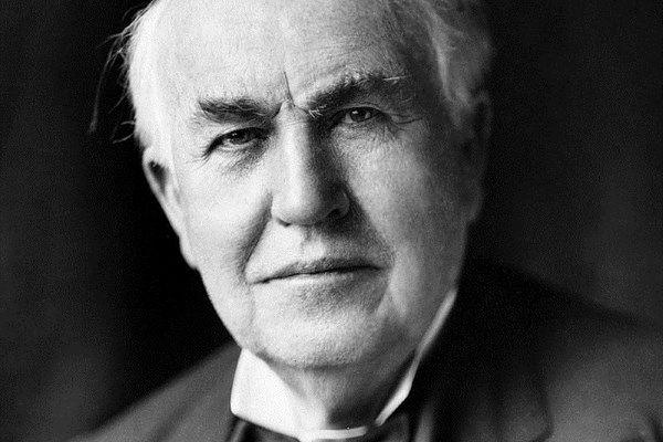 168 urodziny Thomasa Edisona - człowieka, który dał nam światło
