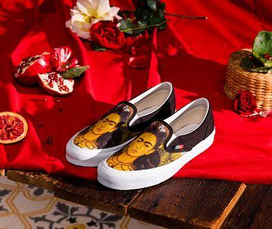 Vans stworzył obuwie inspirowane twórczością Fridy Kahlo