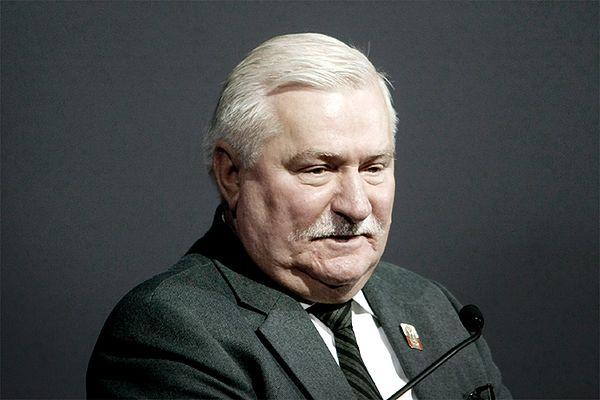 """Wałęsa jest wdzięczny Bushowi. Nazywa go """"wielkim przyjacielem"""""""