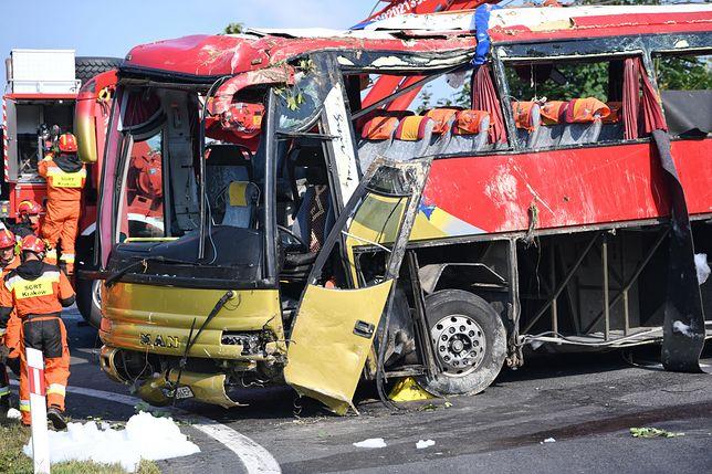 Nowe fakty ws. wypadku w Leszczawie Dolnej. Kierowca ukraińskiego autokaru aresztowany