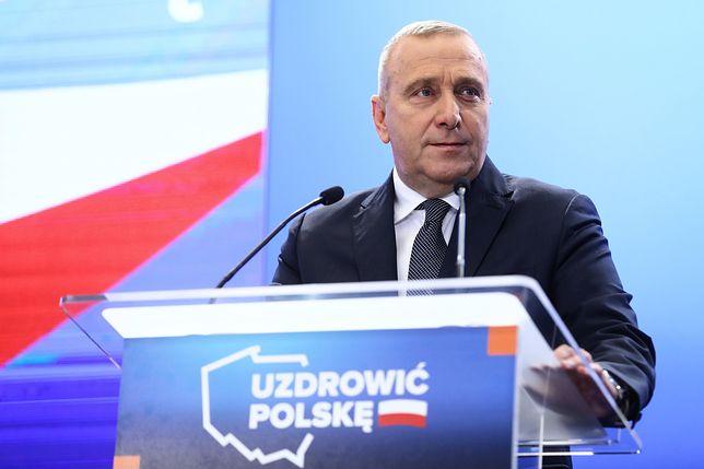 Wybory parlamentarne 2019. Wystąpienie Grzegorza Schetyny