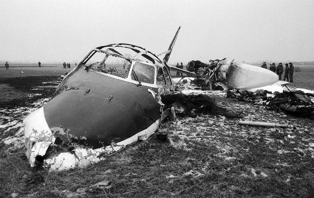 Mniej znane katastrofy lotnicze z czasów PRL