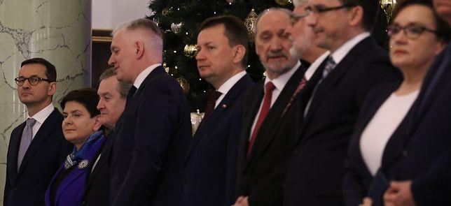 Grzegorz Wysocki: Rekonstrukcja według Kaczyńskiego