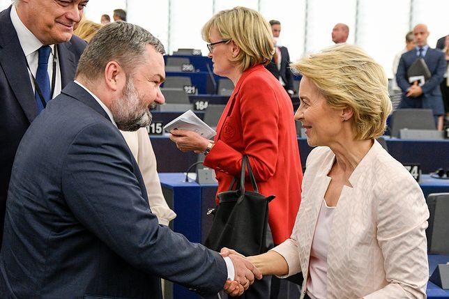 """Maciej Zakrocki: """"Słaba płeć? Ursula von der Leyen ma skromne poparcie w PE"""" (Opinia)"""