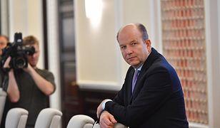 Konstanty Radziwiłł odniósł się do spekulacji na jego temat