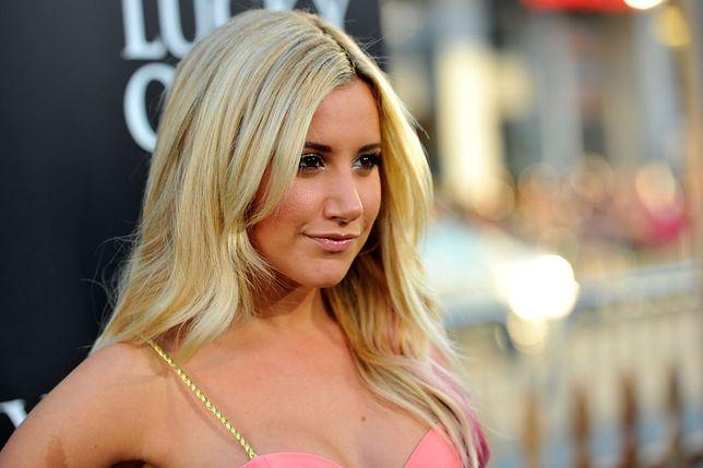 Ashley Tisdale usunęła implanty