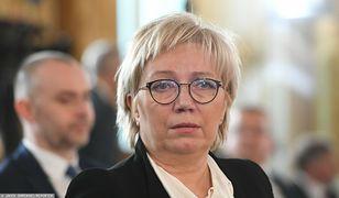 """Rezolucja PE ws. aborcji. Julia Przyłębska: """"bezprecedensowa próba ingerencji"""""""