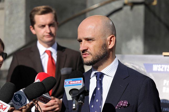 Dariusz Lasocki, radny PiS.